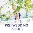 Pre Wedding planner