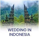 wedding in indonesia