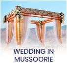 wedding in mussoorie