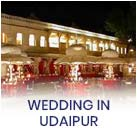 wedding in udaipur